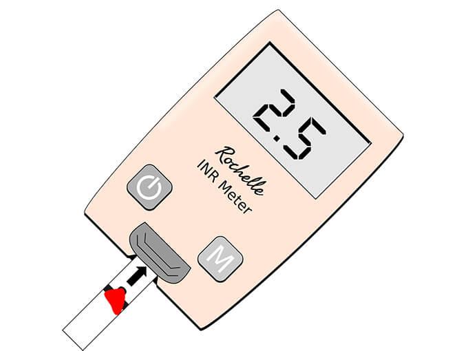 血糖値の計測